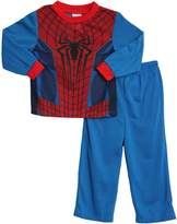 AME Sleepwear Marvel Spiderman 2 Piece Long Sleeve Boys Pajama