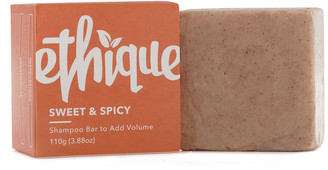 Éthique Sweet & Spicy Volumising Solid Shampoo 110G