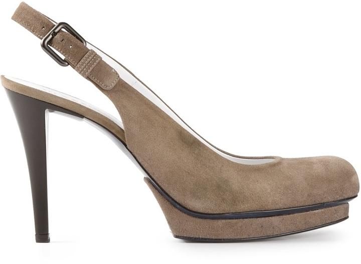Jil Sander high heel pumps