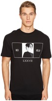 McQ by Alexander McQueen Screen Print T-Shirt