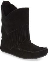 Manitobah Mukluks 'Okotoks' Suede Boot (Women)