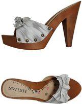 Swish Platform sandals