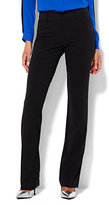 New York & Co. 7th Avenue Pant - Straight Leg - Modern - Leaner - Double Stretch - Tall