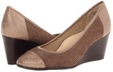 Taryn Rose Kingspoint (Taupe Kid Suede) - Footwear