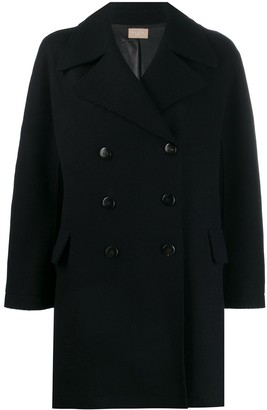 Alaïa Pre Owned Double Breasted Short Coat