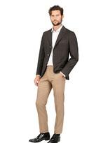 Boglioli Cotton Herringbone 'coat' Jacket
