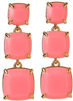 Kate Spade Shaken and Stirred Graduated Linear Earring