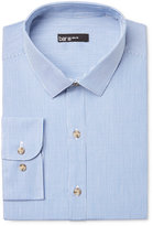 Bar III Men's Slim-Fit Hairline-Striped Dress Shirt, Only at Macy's