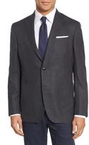 Ted Baker Trim Fit Wool & Silk Blazer