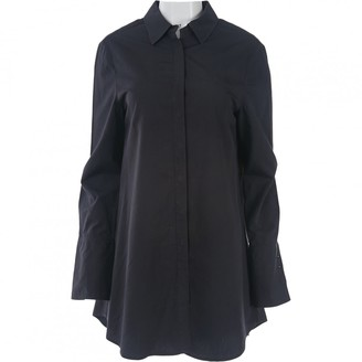 Brock Collection Navy Cotton Dresses