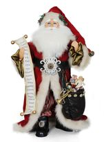 Old World Santa Figurine