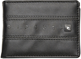 Rip Curl Word Boss Pu Slim Wallet Black