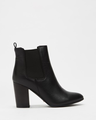 Billini - Women's Black Chelsea Boots - Jaida Ankle Boots - Size 5 at The Iconic