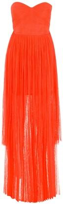 Maria Lucia Hohan Pleated Maxi Dress