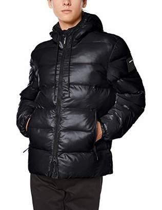 Replay Men's M8003 .000.83408 Jacket, (Black 98), X-Large