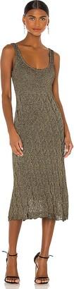 MISA Salma Knit Dress