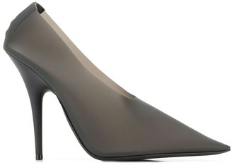 Yeezy Season 8 pointed pumps