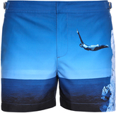 Orlebar Brown Setter photographic-print swim shorts
