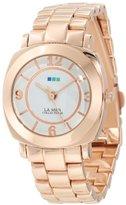 La Mer Women's LMODYSSEYLINK002 Rose Gold Mini Linked Odyssey Watch
