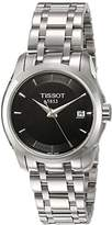 Tissot Couturier T035.210.11.051.00 – Watch For Women, Stainless Steel Strap Grey