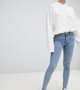 Weekday Body Super Stretch Skinny Jeans in Florida Blue