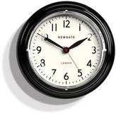 Newgate Clocks - The Mini Cookhouse Clock - Black