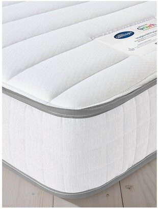 Silentnight Healthy Growth 600 Pocket SingleMattress - Medium