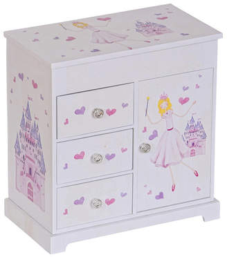 Mele Adalyn Girl Musical Ballerina Jewelry Box