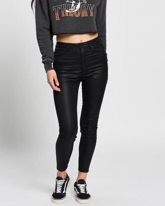 Silent Theory The Vice High Skinny Jeans