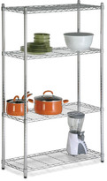 "Honey-Can-Do Storage 60"" H 4 Shelf Shelving Unit"
