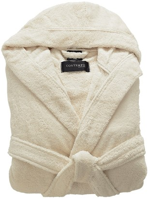 Cassadecor Turkish Terry Hood Bath Robe