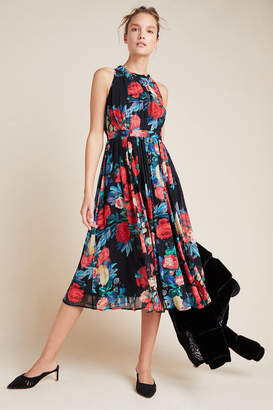 Anthropologie Hermia Midi Dress