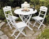 The Well Appointed House English Garden Dining Chairs and Table-CURRENTLY ON BACKORDER