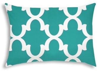 PARADISO House Of Hampton Indoor/Outdoor Lumbar Pillow House of Hampton