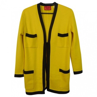 Ungaro Yellow Wool Knitwear for Women