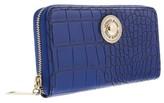 Versace EE3VOBPN2 E202 Blue Wallet On A Chain