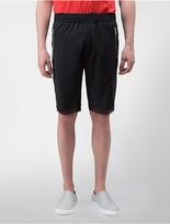 Calvin Klein Platinum Mesh Nylon Shorts