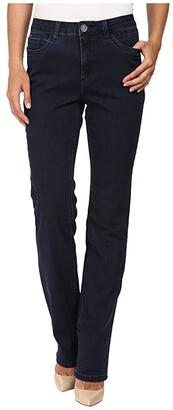 FDJ French Dressing Jeans Supreme Denim Olivia Straight Leg in Pleasant (Pleasant) Women's Jeans