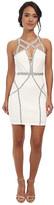 Alejandra Sky Kendra Sparkle Cutout Dress