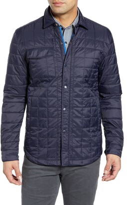 Cutter & Buck Rainier PrimaLoft(R) Insulated Shirt Jacket