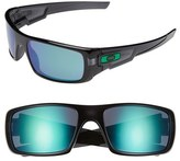 Oakley Men's 'Crankshaft' 60Mm Sunglasses - Black Ink