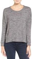 Velvet by Graham & Spencer Cozy Jersey Pullover