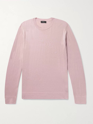 Theory Regal Wool Sweater