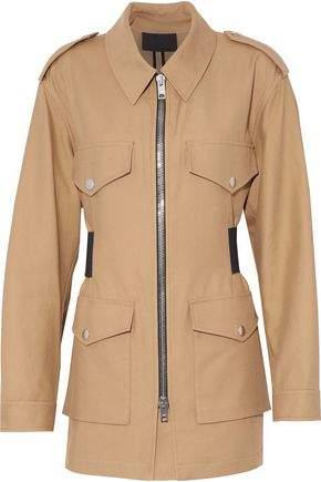 Alexander Wang Cotton-Twill Jacket