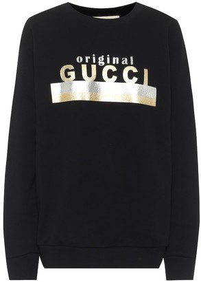 Gucci Logo cotton sweater