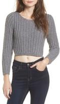 Raga Women's Bethany Crop Sweater