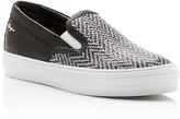 Salvatore Ferragamo Pacau Twist Slip-On Sneakers