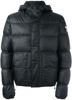 Rossignol layer down jacket - men - Feather Down/Polyamide - 44