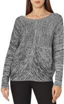 Reiss Aida Space-Dye Pattern Sweater