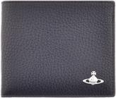 Vivienne Westwood Leather Wallet Blue